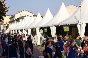 Slow Food Cheese Festival, Italy