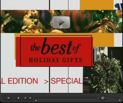 link to the video of Fancifull Gift Baskets featured on the food network
