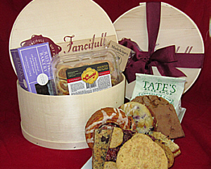 Baked Goods Gift Baskets - Cookie Gift Baskets