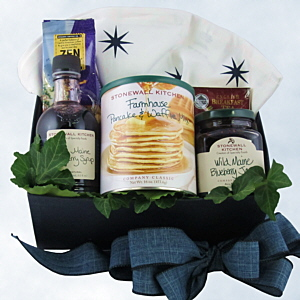 Stonewall Breakfast Gift Basket