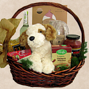 Welcome Home Baby and Family Gift Basket