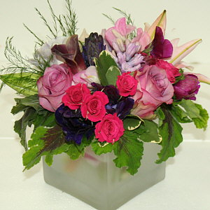 Mixed Bouquet Floral Arrangement