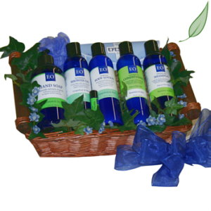 Essential Oils Gift Basket