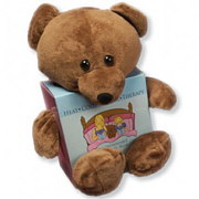 Buddy D. Bear Gift Basket