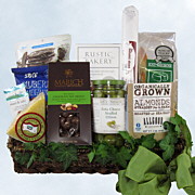 California Craftsman Gift Basket