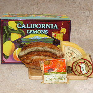 Hand Made California Cheese