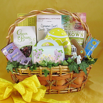 Easter Gathering Gift Basket