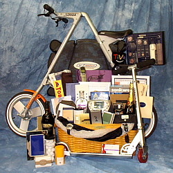 Emmy Presenter's Basket 2000