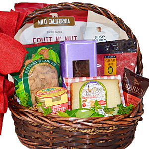 Fancifull's Finest Gift Basket