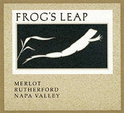 Frogs Leap Merlot 2013