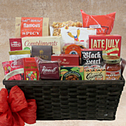 Crowd Pleaser Deluxe Gourmet Gift Basket