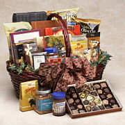 The Big Bash Gift Basket