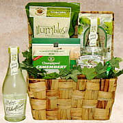 Continental Lunch Gift Basket