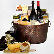 Fit For A King Gift Basket
