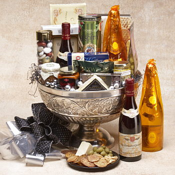 Platinum Level Gift Basket
