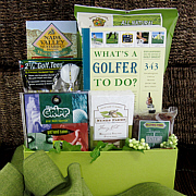 The Golfer Gift Basket