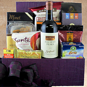 Connoisseurs Choice Wine Gift Basket