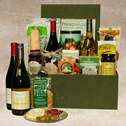 Old World Grandeur Gift Basket