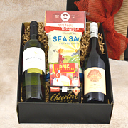 Wine Duet Gift Basket