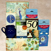 Relax and Unwind Gift Basket