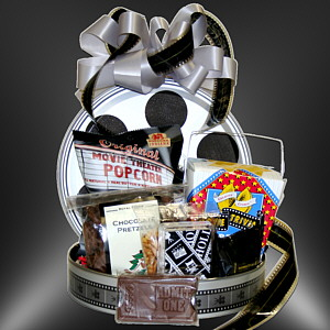 Hooray For Hollywood Gift Basket