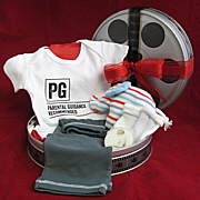 Hollywood Baby Gift Basket