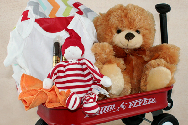 Fancifull gift baskets los angeles hollywood california baby gift baskets negle Image collections