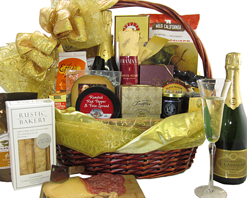 Fancifull gift baskets los angeles hollywood california champagne gift baskets negle Images