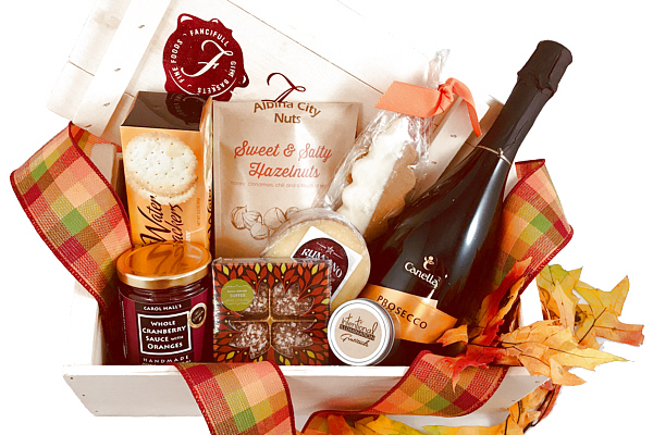 Fancifull gift baskets los angeles hollywood california thanksgiving gift baskets negle Choice Image