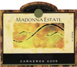 Madonna Estate Pinot Noir 08
