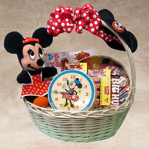 Minnie Mouse Disney Gift