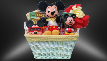 Gift Baskets for movie productions, Prop Gift Baskets, Movie themed gifts