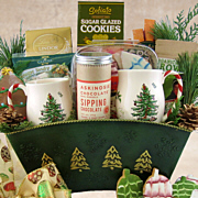 By the Fire Gift Basket