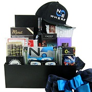 A promotional basket for NEwhere