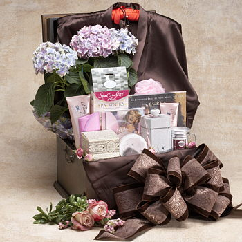 Ultimate Pamper Gift Basket