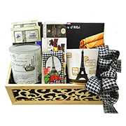 Paris! Gift Basket