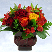 Passionate Flower Arrangement