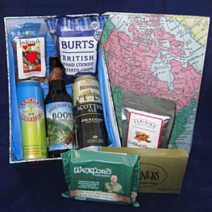 English Pub Gift Basket