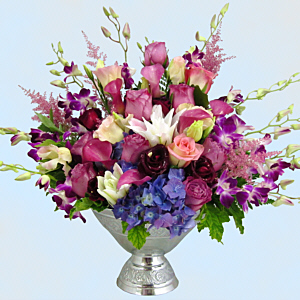 Opulence Flower Arrangement