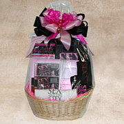 Sex in the City Basket for Warner Bros.
