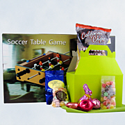 Soccer To Me Gift Basket