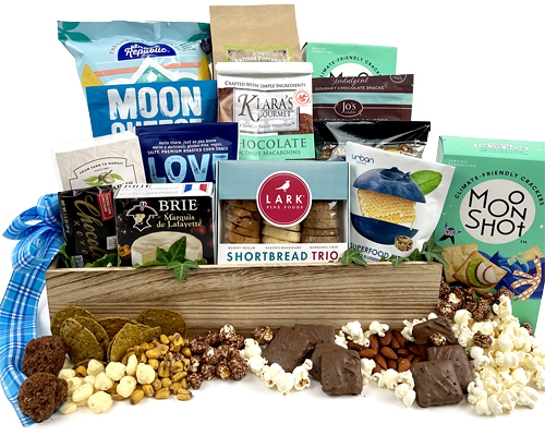 Gourmet gift baskets for food lovers fancifull gift baskets something for everyone negle Gallery