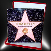 Hollywood Star - 6 Inch Ceramic in case Gift Basket