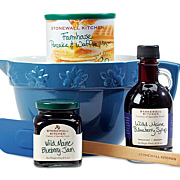 Blueberry Breakfast Bowl Gift Basket