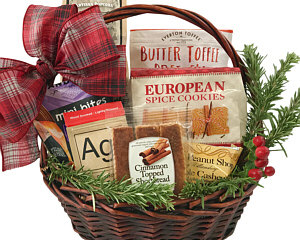 Gourmet gift baskets for food lovers fancifull gift baskets sweet and savory negle Choice Image
