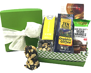 Special diet gift baskets by fancifull sweet vegan petite gift box negle Gallery