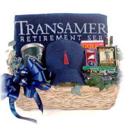 Transamerica retirement services gift basket