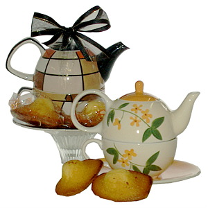 Tea For One Gift Basket