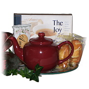 Tea Tray Gift Set