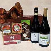 Thanksgiving Perfect Pairing Gift Basket